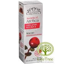 Olejek z żurawiny arktycznej Źródło Młodości- Sekrety Arktyki, 50 ml