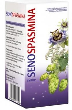 Senospasmina, syrop, 150 g