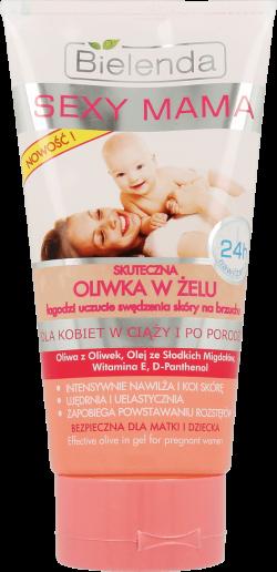 SEXI MAMA Skuteczna Oliwka w Żelu