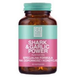 Shark & Garlic Power