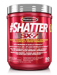 MUSCLE TECH - Shatter SX-7 - 30 serv