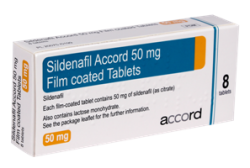 Sildenafil Accord ACCORD HEALTHCARE POLSKA