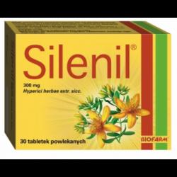 Silenil, 30 tabletek