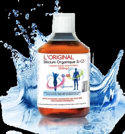 Silicium Organique Si-G5]