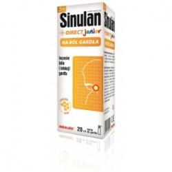 Sinulan Junior Gardło,spray, 25 ml