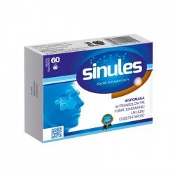 Sinules, 60 tabletek