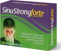 SinuStrong Forte, tabletki, 60szt