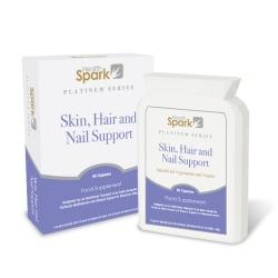 Health Spark - Skóra, Włosy i Paznokcie