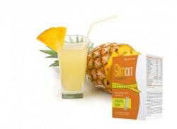 SlimCut Fat Burner napój ananasowy 15 saszetek