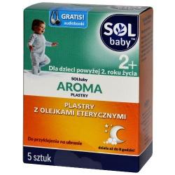 SOLbaby Aroma, plastry, 5 szt