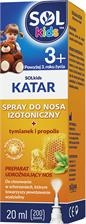 SOLkids Katar, spray do nosa, 20 ml