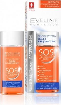 Eveline face therapy sos specjalistyczny olejek pielęgnacyjny