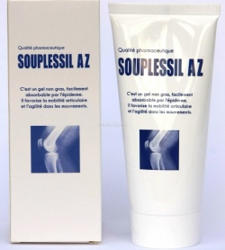 Souplessil AZ, żel 100ml