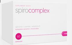 Spirocomplex kompleks witamin i minerałów, 60 kapsułek