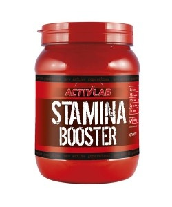 STAMINA BOOSTER