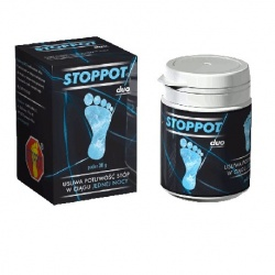 Stoppot, puder 30 g