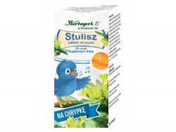 Herbapol - STULISZ tabletki do ssania, 30 tabletek, 650 mg