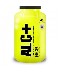 4+ NUTRITION - Super ALC+ - 100tab