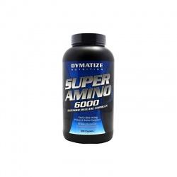 DYMATIZE - Super Amino 6000mg - 500kaps