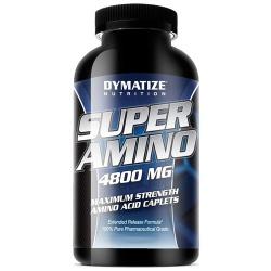 DYMATIZE - Super Amino 4800 - 160kaps