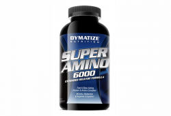 DYMATIZE - Super Amino 6000mg - 345kaps