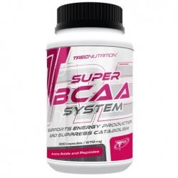 TREC - Super BCAA System - 150caps