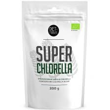 DIET FOOD - Super Chlorella - 200g