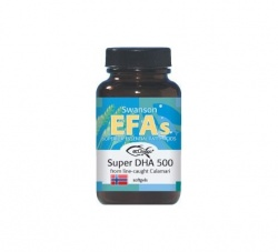 Super DHA Olej z kałamarnic