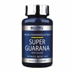 SCITEC - Super Guarana - 100tab