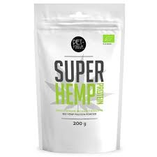 DIET FOOD - Super Hemp Protein - 200g