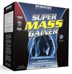 DYMATIZE - SUPER MASS GAINER - 5443g