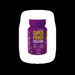 Super Power Creatine, 80 kapsułek
