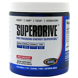 GASPARI NUTRITION - SuperDrive - 120g
