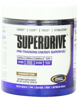GASPARI NUTRITION - SuperDrive - 240g