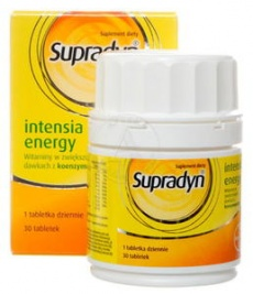 Supradyn Intensia Energy