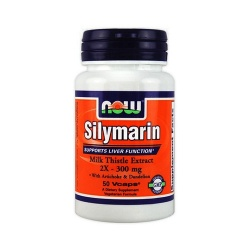 NOW - Sylimarin - 50 kaps