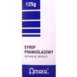 Syrop prawoślazowy,  amara, 125 g