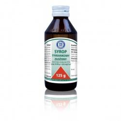 Syrop Tymiankowy złożony, 125 g