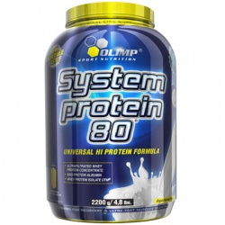 OLIMP - System Protein 80 - 2200 g