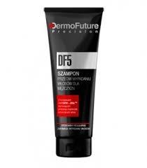 Szampon przeciw wypadaniu włosów dla mężczyzn DF5, 200 ml