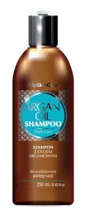 EQUALAN  GlySkinCare, Szampon do włosów z olejkiem arganowym, 250ml
