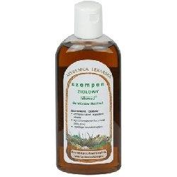 Szampon ziołowy do włosów tłustych (Mydlnica lekarska) 250 ml