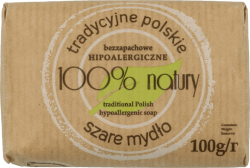 Barwa, mydło, Tradycyjne polskie szare mydło,100 g
