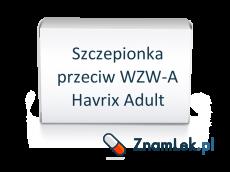 Szczepionka przeciw WZW-A Havrix Adult