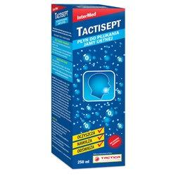 Tactisept, płyn do płukania jamy ustnej, 250 ml