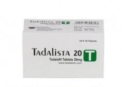 Tadalista, 20 mg i 40 mg