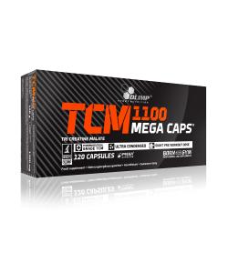 OLIMP - TCM MEGA CAPS 1100 - 180 kaps