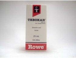 Tebokan, krople, 25 ml