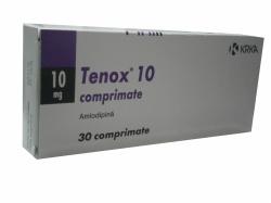 Tenox - Amlodipinum, 30 tabletek