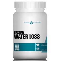 TESTED NUTRITION - Tested Water Loss - 100kaps